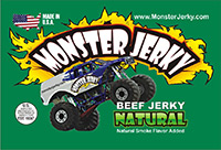 Natural Beef Jerky